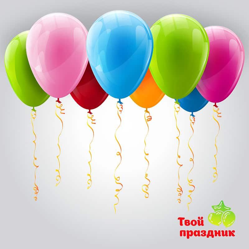 воздушные гелиевые шары пастель в калининграде. Гелиевые шары в Калининграде