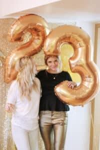 Воздушные шары цифры в Калининграде