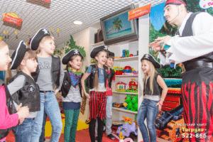 Детские квесты! Пиратский квест в Калининграде!