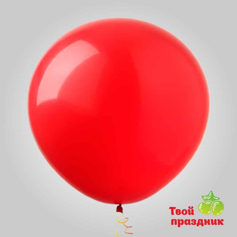 Метровые воздушные латексные шары с гелием