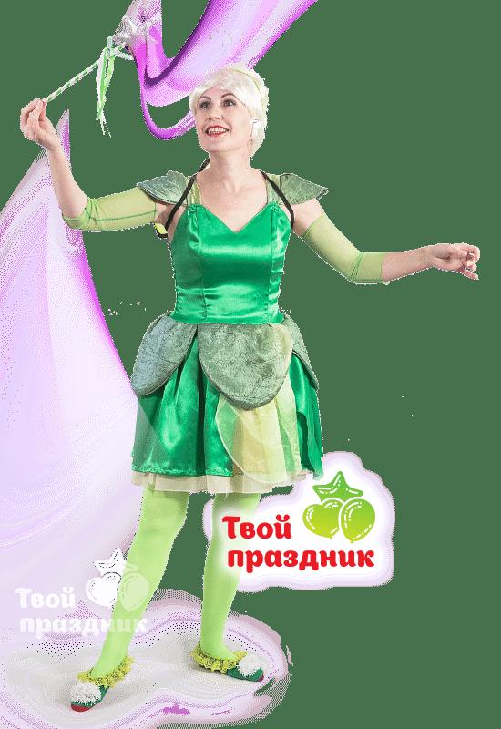 Волшебная фея Динь-Динь из Холодного сердца на детский праздник! Аниматоры в Калининграде! Твой праздник