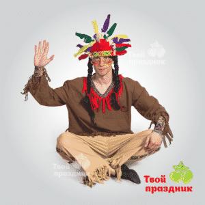 Аниматор индеец на детский день рождения. Аниматоры в Калининграде! Твой праздник