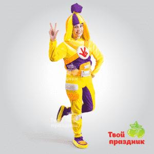 Симка на детский праздник! Аниматоры в Калининграде! Твой праздник