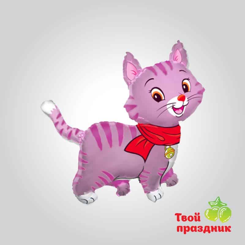 Котенок - фольгированный шар фигура