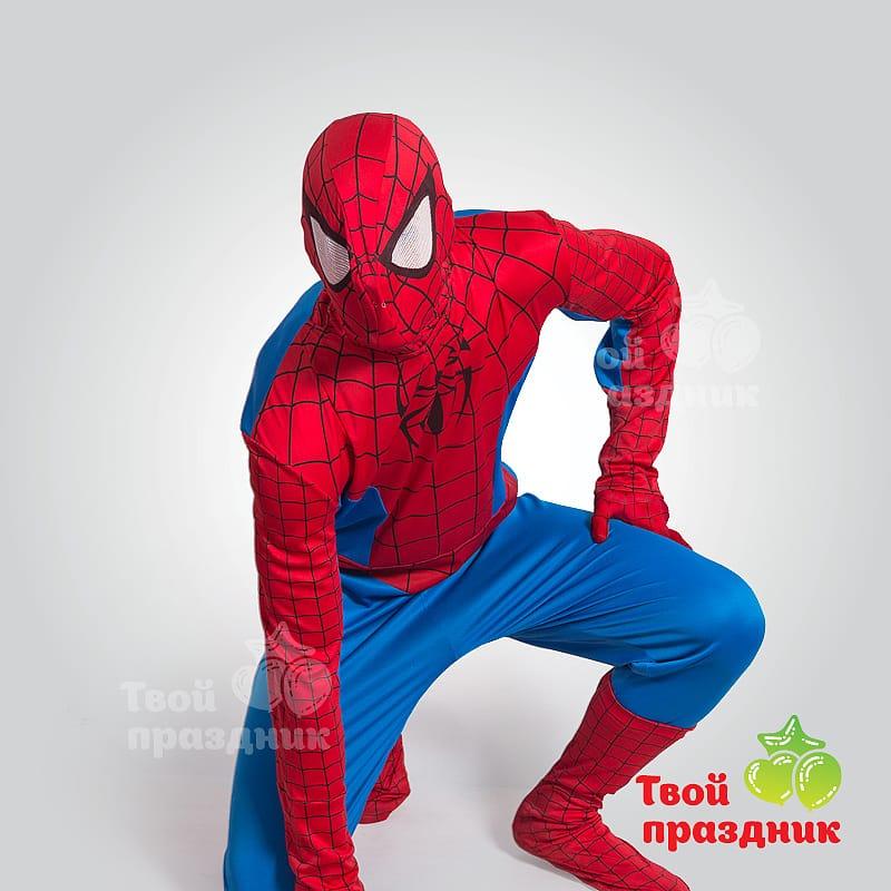 Человек - Паук на детский праздник! Аниматоры в Калининграде! Твой праздник