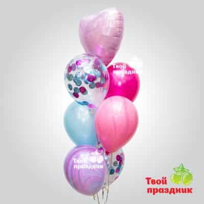 Твой праздник - самые красивые шарики и композиции из воздушных и гелиевых шаров! Твой-Праздник-39.рф, Калининград